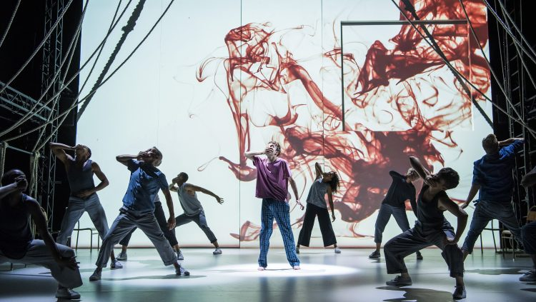 A Monster Calls at The Old Vic