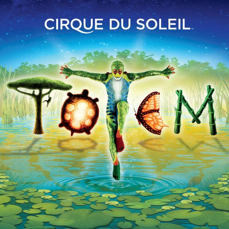 Cirque du Soleil Totem at the Royal Albert Hole
