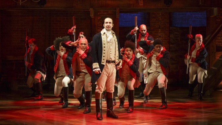Original Broadway Hamilton recording to be bought by Netflix