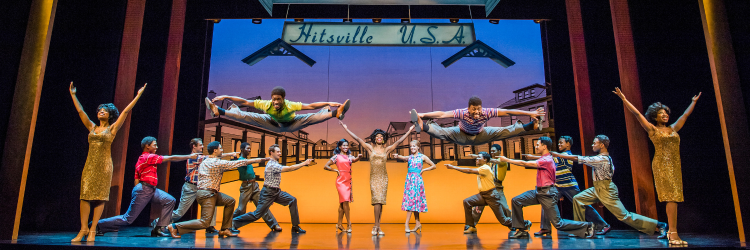 Motown at the Shaftesbury Theatre