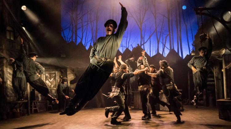 Fiddler On The Roof at the Playhouse Theatre in London's West End