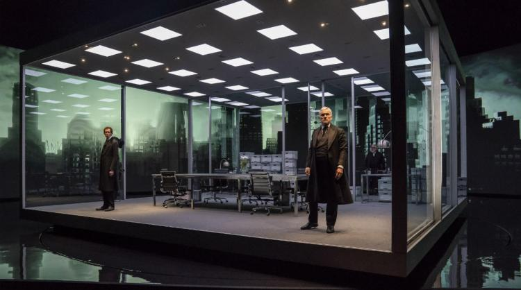 The Lehman Trilogy at the Piccadilly Theatre