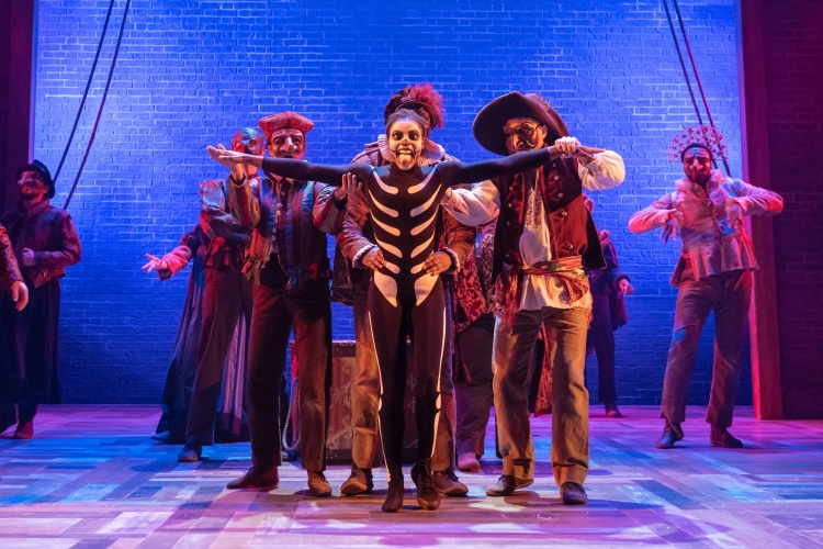 Don Quixote at the Garrick Theatre