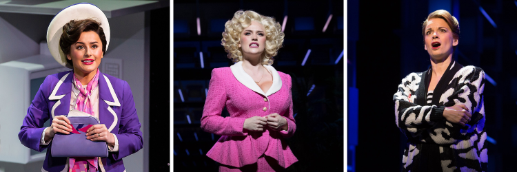 9 to 5 The Musical at the Savoy Theatre in London's West End