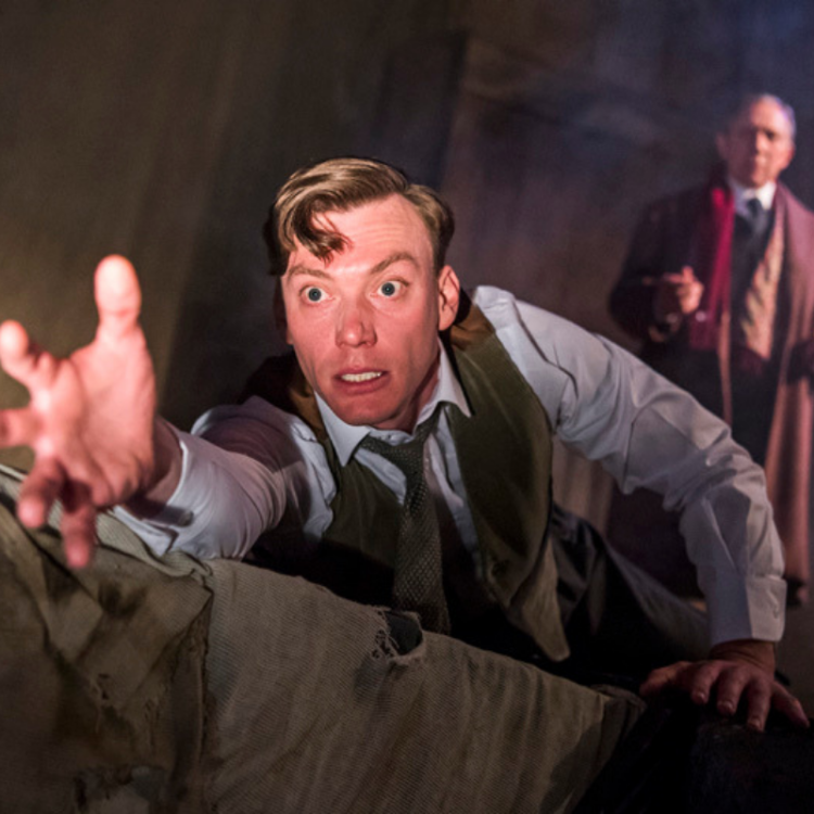 The Woman in Black at the Fortune Theatre in London's West End