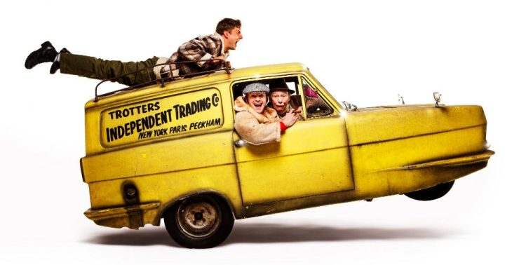 Only Fools and Horses the musical at the Haymarket Theatre