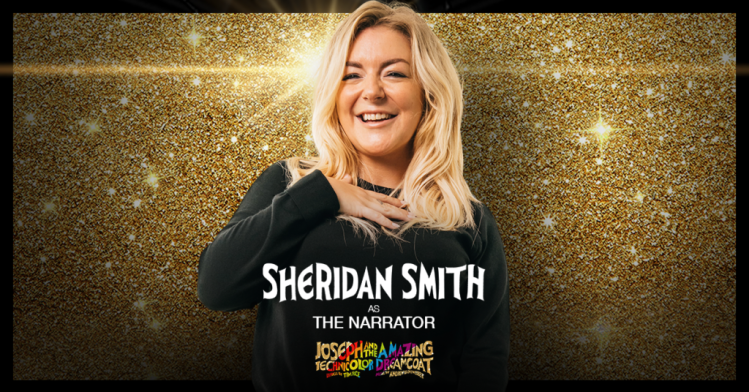 Joseph and the Amazing Technicolor Dreamcoat at the London Palladium Summer 2019