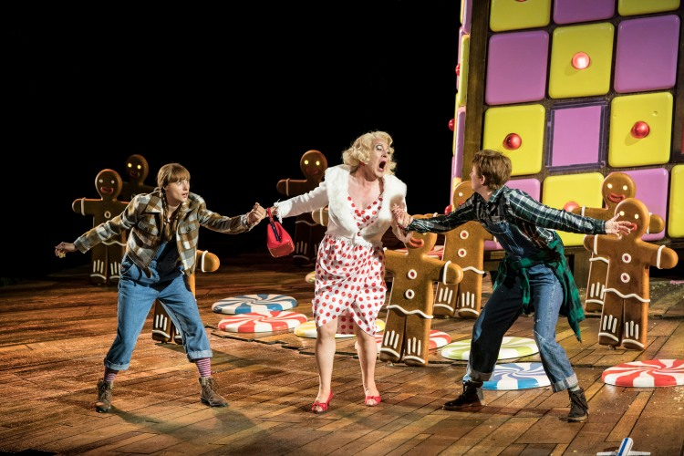 Hansel And Gretel at the Regent's Park Open Air Theatre in London