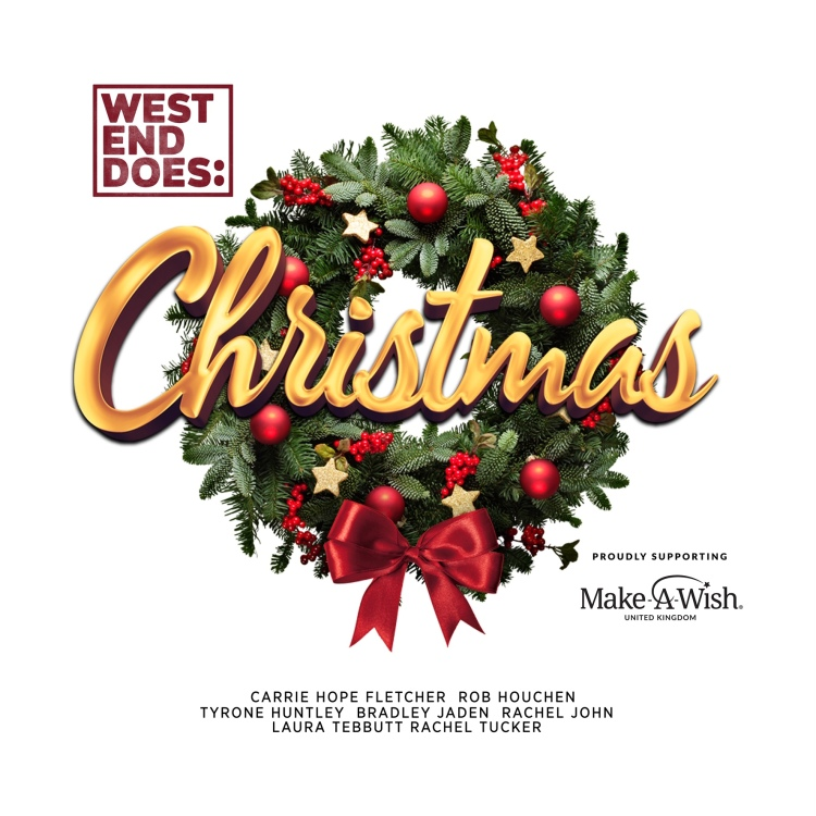 WEST END DOES: CHRISTMAS EP featuring West End stars