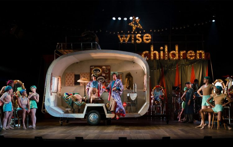 Wise Children at the Old Vic theatre