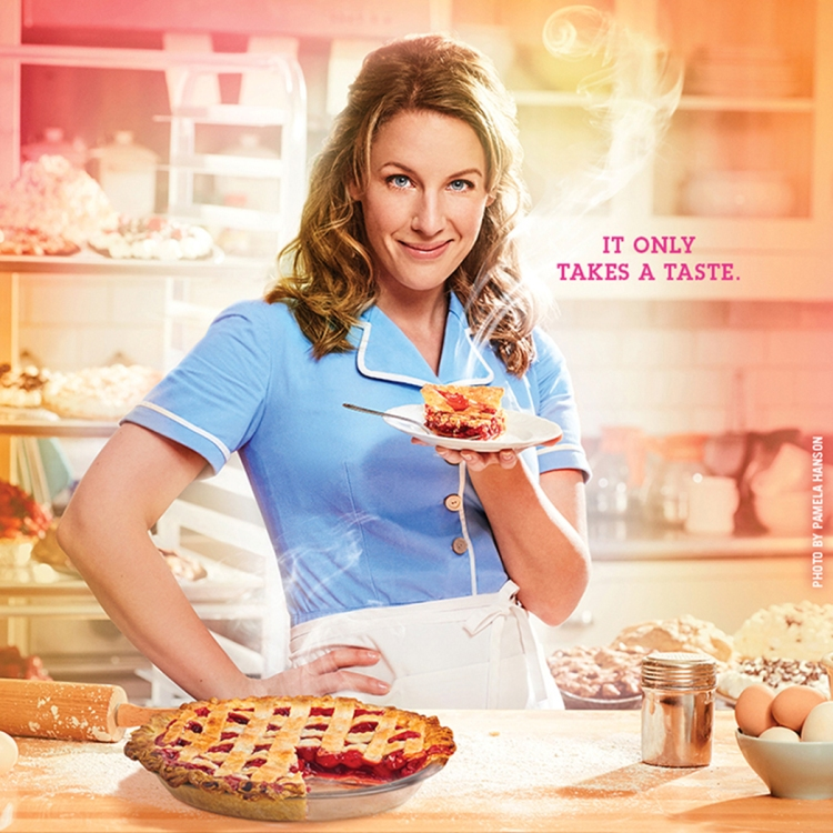 Waitress is coming to London's West End