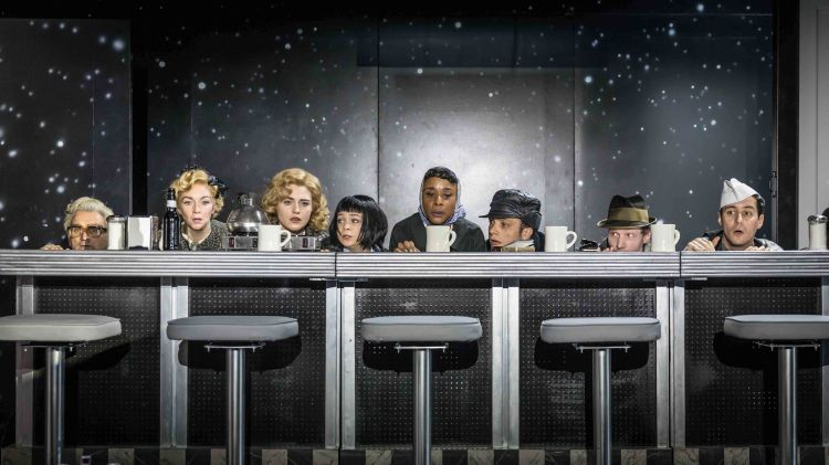 The Twilight Zone at the Ambassadors Theatre in the West End in London