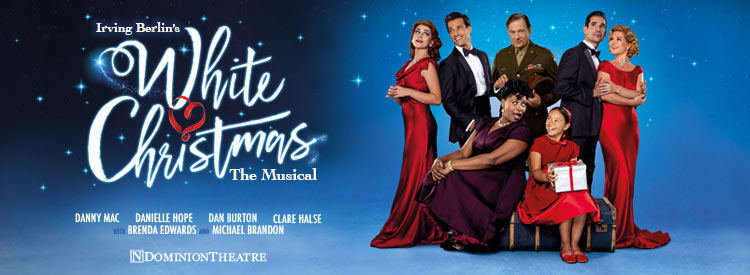 White Christmas at the Dominion Theatre in London