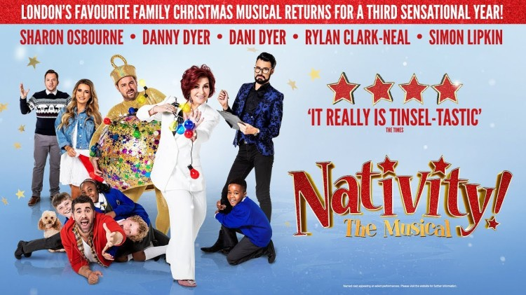 Nativity! The Musical at the Eventim Apollo in London