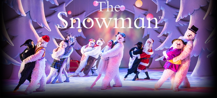 The Snowman at The Peacock Theatre in London